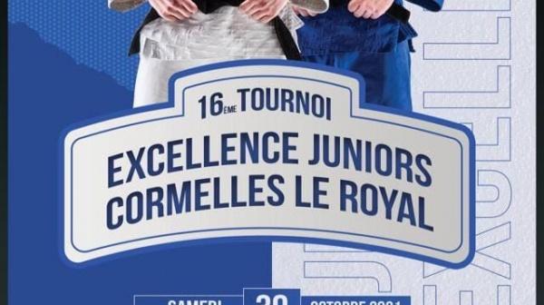 Tournoi Excellence Juniors Cormelles le Royal 30.10.2021